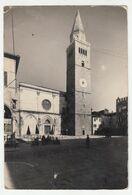 Koper Postcard Posted 1957 Pula-Rijeka Pmk B200907 - Slowenien