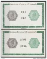 E 99/100 100ste Verjaardag Telegraafzegels/Centenaire Timbres -Télègraphe ** - Erinofilia