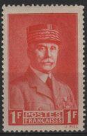 FR 1735 - FRANCE N° 472 Neuf** Maréchal Pétain - Unused Stamps