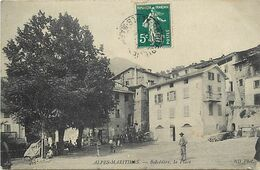 - Dpts Div -ref-AU434- Alpes Maritimes - Belvédère - La Place - - Belvédère