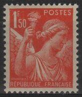 FR 1738 - FRANCE N° 435 Neuf** Type Iris - Nuevos