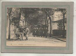 CPA - (17) FOURAS - Aspect Des Palabres Du Boulevard Allard En 1910 - Fouras-les-Bains