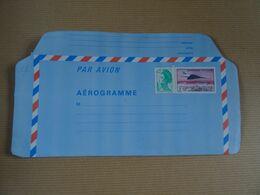 LETTRE AEROGRAMME Timbre Concorde 3F70 Neuve TBE - Stationery