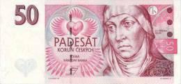 CZECHIA  17c 50 K 1997 UNC - Repubblica Ceca