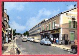 95 ARGENTEUIL - Avenue Jean Jaurès - Lycée Technique - Argenteuil