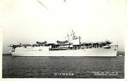 Themes Div-ref FF316- Bateaux -bateau De Guerre -marine Militaire -dixmude -porte Helicoptere -helicopteres - - Guerra