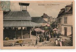 Montereau- Rue De L'Hotel De Ville - Montereau