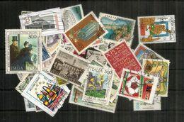 ITALIE. Beau Lot De 50 Timbres Granfs Formats, Bonne Qualité. Lot # 3 - Briefmarken