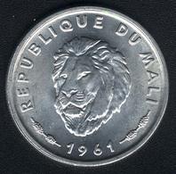 Mali, 25 Francs 1961, UNC - Mali (1962-1984)