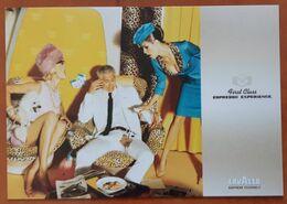 Lavazza Coffee Carte Postale - Publicidad