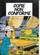 USINOR DUNKERQUE COPIE NON CONFORME BD DE PRESENTATION - Ohne Zuordnung