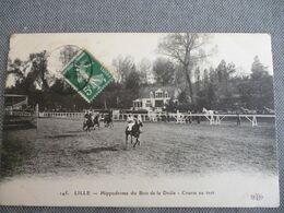 Lille   Hippodrome  Du Bois De La Deule   Course Au Trot - Lille
