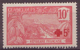 ⭐ Guadeloupe - YT N° 75 ** - Neuf Sans Charnière - 1915 / 1917 ⭐ - Unused Stamps