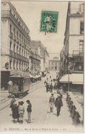 35 Rennes Rue De Berlin Et Palais De Justice  -s37 - Rennes