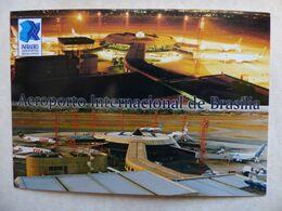 AEROPORT / AIRPORT / FLUGHAFEN / AEROPORTO    BRASILIA - Aérodromes