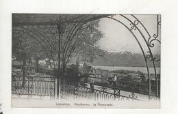 Lausanne Montbenon La Promenade - Zonder Classificatie