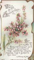 (image Relgieuse ) Souvenir De Notre Mariage Eglise De Hainneville  (b Bur) Louis Lecesne - Imágenes Religiosas