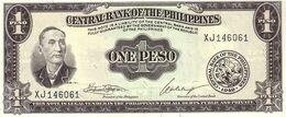 PHILIPPINES P. 133h 1 P 1970 UNC - Filippine