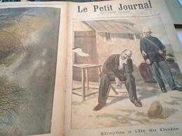 P.J 96/ DREYFUS A L ILE DU DIABLE - 1900 - 1949