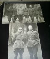 Lot 13 , Militaria , Photos , Armée Française ,prisonniers De Guerre , 40-45 - War 1939-45