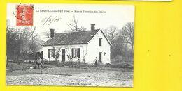 LA NEUVILLE Eu HEZ Maison Forestière Des Brûlys (Vandenhove) Oise (60) - Sonstige Gemeinden