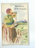 Koksijde Coxyde  Carte à Système St Idesbald - Koksijde
