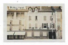 BELLEY 1925 HOTEL PERNOLLET - PHOTO 7*4.5 CM - Métiers