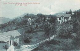 Alpino Ville Linea Ferroviaria Electrica Alpino Mottarone - Novara