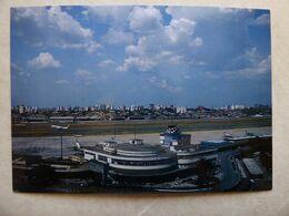 AEROPORT / AIRPORT / FLUGHAFEN / AEROPORTO  SAO PAULO CONGONHAS  /  BRESIL - Aérodromes