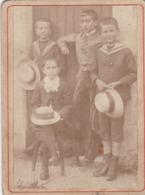 BELLE PHOTOGRAPHIE FAMILIALE... - Anciennes (Av. 1900)