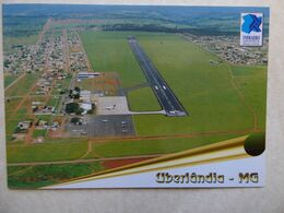 AEROPORT / AIRPORT / FLUGHAFEN / AEROPORTO    UBERLANDIA  /  BRESIL - Aérodromes