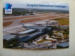 AEROPORT / AIRPORT / FLUGHAFEN / AEROPORTO    GUARARAPES /  BRESIL - Aérodromes