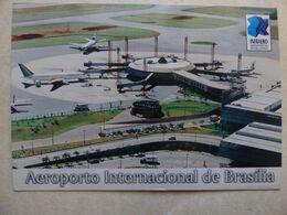 AEROPORT / AIRPORT / FLUGHAFEN / AEROPORTO   BRASILIA  /  BRESIL - Aérodromes