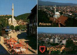! Ansichtskarte Prizren, Kosovo, Kosova. KFOR - Kosovo