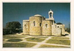 1 AK Libanon * Maronitenkirche In Byblos - Erb. Im 12. Jh. - Byblos Ist Seit 1994 UNESCO Weltkulturerbe - Rückseite Bed. - Lebanon