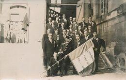 54) Carte-Photo - Lunéville - Conscrits Cantons Nord Par P. Sainte-Laudy (1931) - Francia