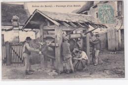 SCENES DU BERRY : Le Ferrage D'un Boeuf - état - Ohne Zuordnung