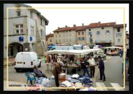 39  ARINTHOD  -  Le  Marché - Andere Gemeenten