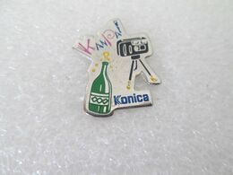 PIN'S   KONICA - Fotografia