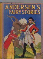 Andersen's Fairy Stories Anne Anderson C1930. Free UK P+p! - Children's