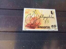 ESPAGNE  YVERT N° 2400 - 1981-90 Usati