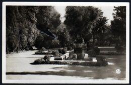 Maroc Oujda Le Jardin Public NB Ed EAS CAD Sur 12f 9 Juin 1951 TB - Altri