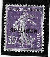 France Cours D'Instruction N°142 CI 2 - Neuf * Avec Charnière - Petite Tache Sur La Gomme Sinon TB - Instructional Courses