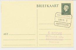 Treinblokstempel : Maastricht - Rotterdam C 1970 - Ohne Zuordnung