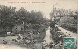81 Labruguiere. Ruisseau De Lignon - Labruguière