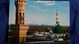 CPSM THE GREEN DOME MADINAH ARBIA SAOUDI ARABIE SAOUDITE MEDINE - Saoedi-Arabië