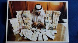 CPM THE DOHA BANK 1983 PHOTOGRAPHE CATHY GARKELL PHOTOMANIA - Qatar