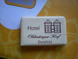 Hotel Oldentruper Hof Bielefeld  Soap - Materiale Di Profumeria