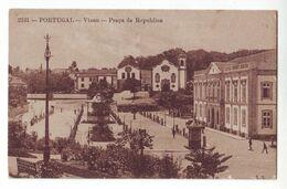3883  Viseu  Praça Da República - Viseu