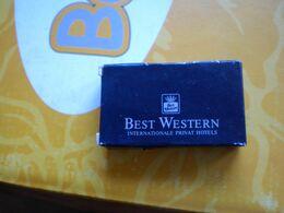 Best Western Internationale Hotels    Soap - Materiale Di Profumeria